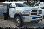 2017 Ram 4500 Regular Cab DRW, Platform Body #HG760836 - photo 1