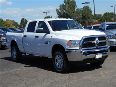 2017 Ram 3500 Crew Cab 4x4 Pickup #HG786066 - photo 3