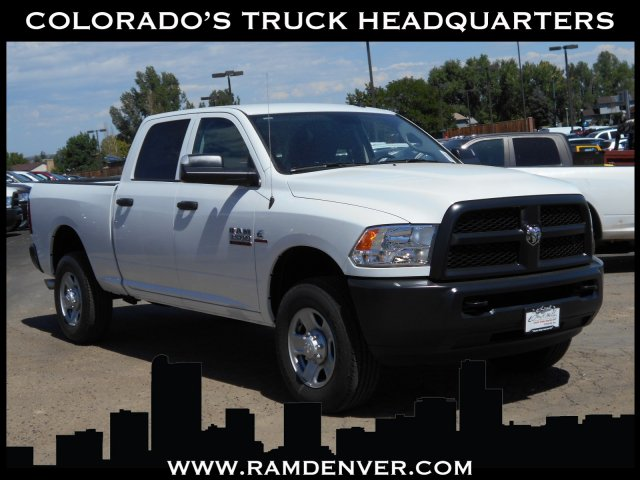 2017 Ram 3500 Crew Cab 4x4 Pickup #HG788638 - photo 1