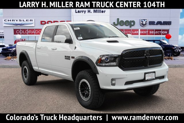 2017 Ram 1500 Crew Cab 4x4,  Pickup #HS619842 - photo 1