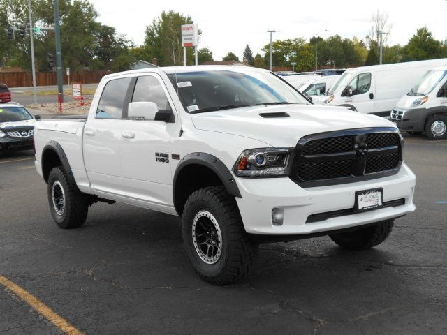 2017 Ram 1500 Crew Cab 4x4,  Pickup #HS619842 - photo 20