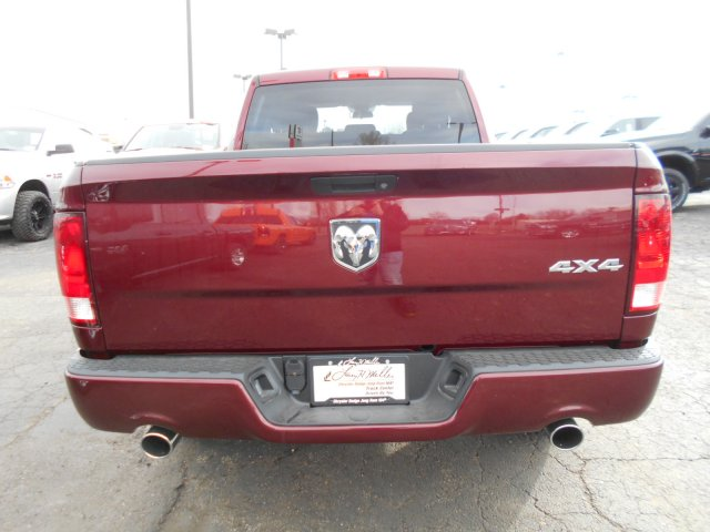 2017 Ram 1500 Quad Cab 4x4, Pickup #HS644635 - photo 6