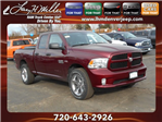 2017 Ram 1500 Quad Cab 4x4, Pickup #HS644635 - photo 1