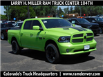 2017 Ram 1500 Crew Cab 4x4, Pickup #HS767680 - photo 1