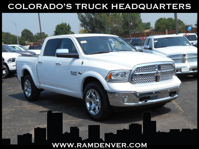 2017 Ram 1500 Crew Cab 4x4 Pickup #HS800131 - photo 1