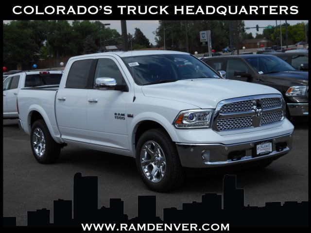 2017 Ram 1500 Crew Cab 4x4 Pickup #HS815331 - photo 1