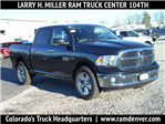 2017 Ram 1500 Crew Cab 4x4, Pickup #HS876428 - photo 1