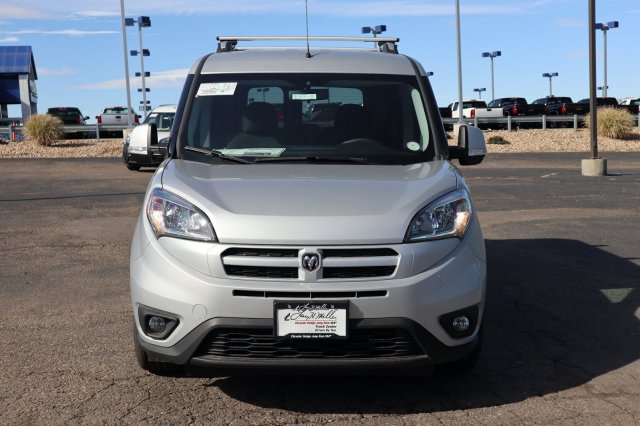 2018 ProMaster City FWD,  Empty Cargo Van #J6L05704 - photo 5