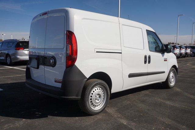 2018 ProMaster City FWD,  Empty Cargo Van #J6L06632 - photo 4