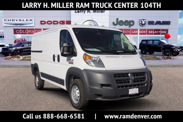 2018 ProMaster 1500 Standard Roof FWD,  Empty Cargo Van #JE150379 - photo 1