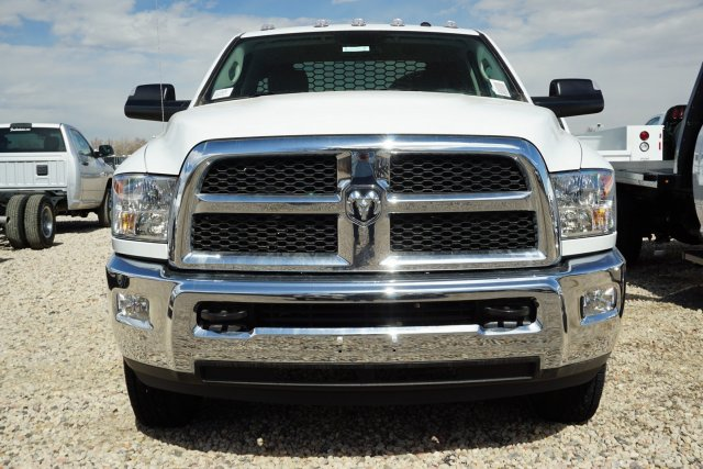 2018 Ram 3500 Regular Cab DRW 4x4, Knapheide Platform Body #JG100606 - photo 5