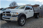2018 Ram 3500 Regular Cab DRW 4x4, Knapheide PGNB Gooseneck Platform Body #JG100606 - photo 4