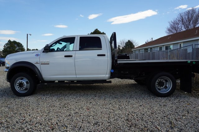 2018 Ram 3500 Regular Cab DRW 4x4,  Knapheide Platform Body #JG100607 - photo 4