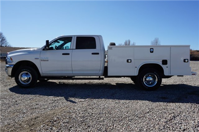 2018 Ram 3500 Crew Cab DRW 4x4,  Knapheide Service Body #JG100608 - photo 4
