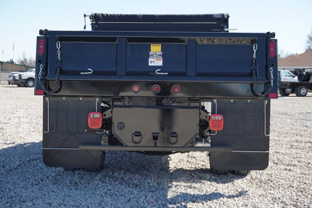 2018 Ram 4500 Regular Cab DRW 4x4, Dump Body #JG110948 - photo 4