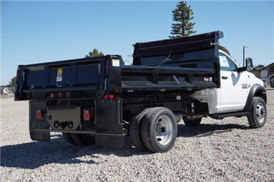 2018 Ram 4500 Regular Cab DRW 4x4, Dump Body #JG110948 - photo 2