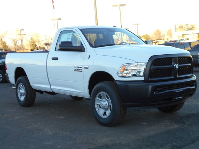 2018 Ram 3500 Regular Cab 4x4, Pickup #JG120402 - photo 5