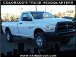 2018 Ram 3500 Regular Cab 4x4 Pickup #JG120402 - photo 1