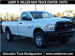 2018 Ram 3500 Regular Cab 4x4, Pickup #JG120402 - photo 1