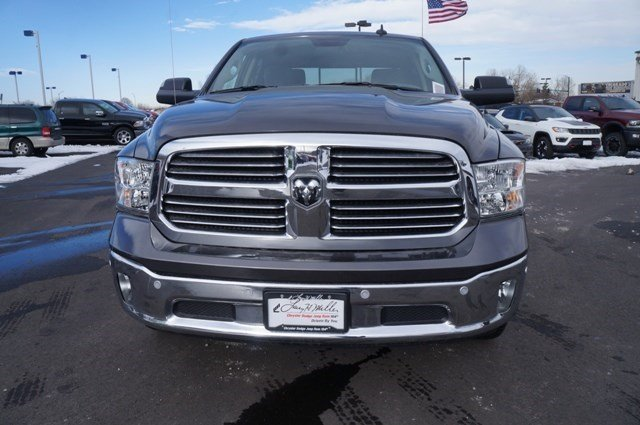 2018 Ram 1500 Crew Cab 4x4, Pickup #JG122852 - photo 5