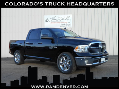 2018 Ram 1500 Crew Cab 4x4 Pickup #JG129685 - photo 1