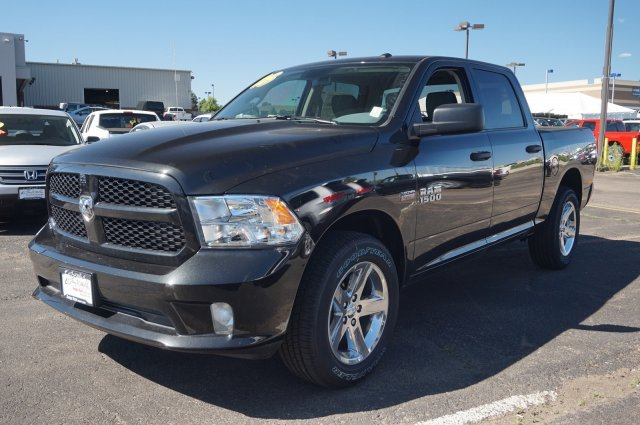 2018 Ram 1500 Crew Cab 4x4,  Pickup #JG129960 - photo 4