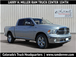 2018 Ram 1500 Crew Cab 4x4,  Pickup #JG131170 - photo 1