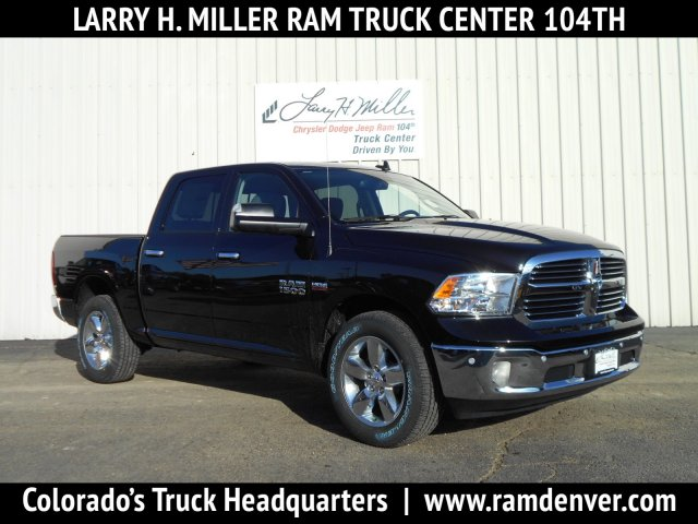 2018 Ram 1500 Crew Cab 4x4, Pickup #JG131173 - photo 1