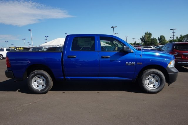 2018 Ram 1500 Crew Cab 4x4,  Pickup #JG140078 - photo 3