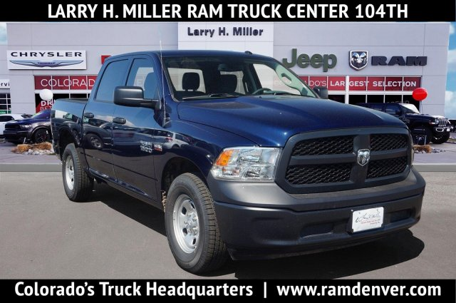 2018 Ram 1500 Crew Cab 4x4,  Pickup #JG140079 - photo 1