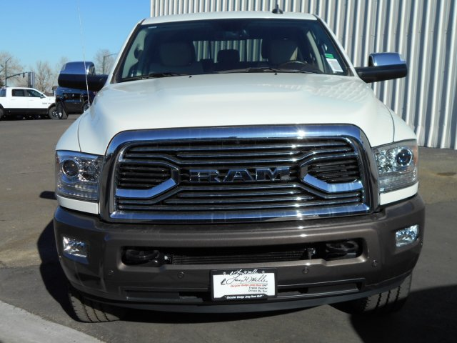 2018 Ram 3500 Mega Cab 4x4 Pickup #JG155084 - photo 4