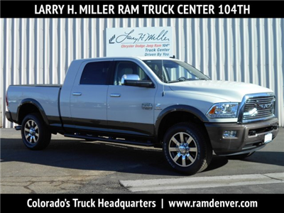 2018 Ram 3500 Mega Cab 4x4, Pickup #JG155084 - photo 1