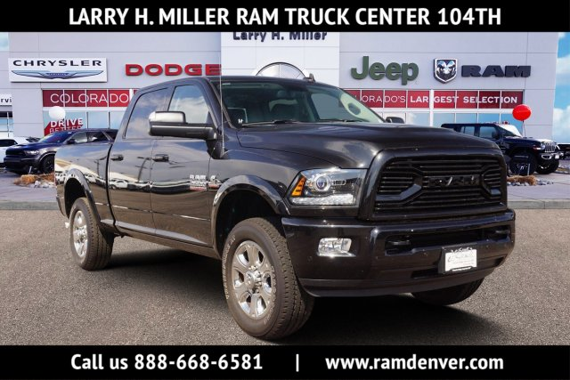 2018 Ram 2500 Crew Cab 4x4,  Pickup #JG191078 - photo 1
