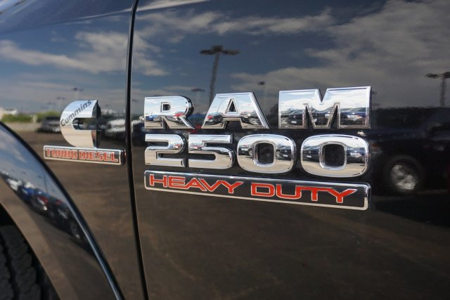 2018 Ram 2500 Crew Cab 4x4,  Pickup #JG191078 - photo 11