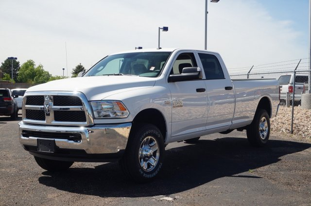 2018 Ram 3500 Crew Cab 4x4,  Pickup #JG221765 - photo 4