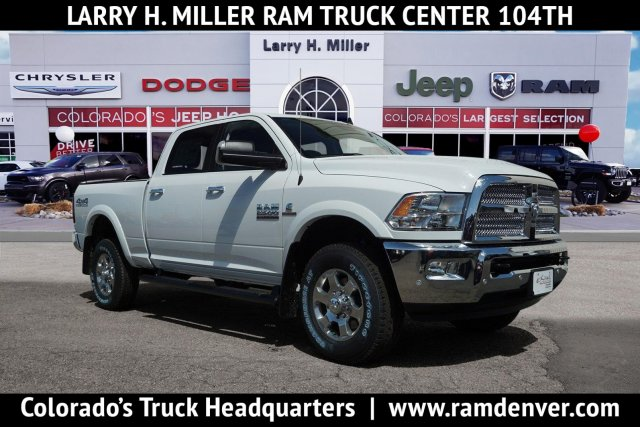 2018 Ram 2500 Crew Cab 4x4,  Pickup #JG239981 - photo 1