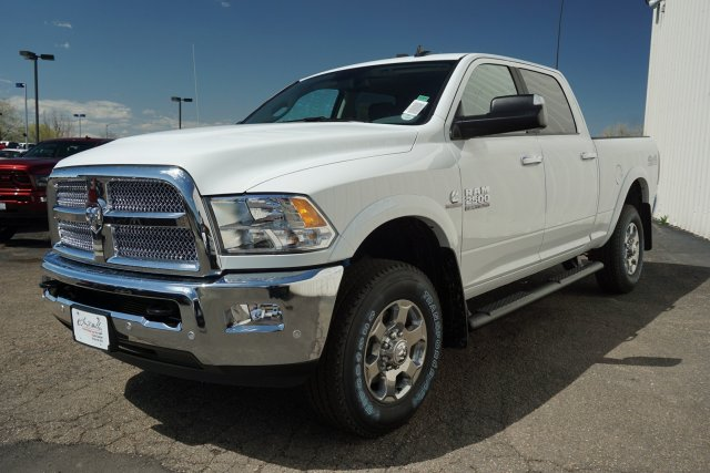 2018 Ram 2500 Crew Cab 4x4,  Pickup #JG239981 - photo 4