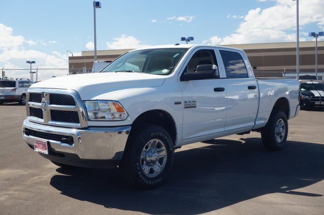 2018 Ram 2500 Crew Cab 4x4,  Pickup #JG255989 - photo 7