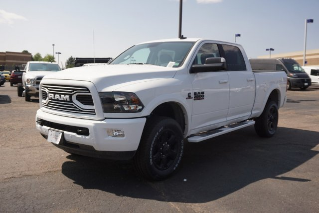 2018 Ram 2500 Crew Cab 4x4,  Pickup #JG297424 - photo 7