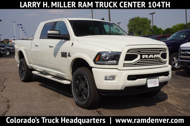2018 Ram 2500 Mega Cab 4x4,  Pickup #JG297428 - photo 1