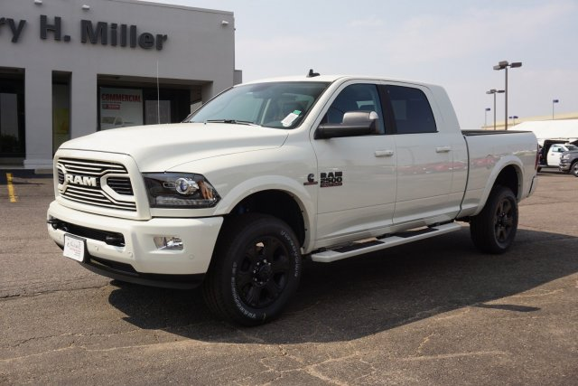 2018 Ram 2500 Mega Cab 4x4,  Pickup #JG297428 - photo 4