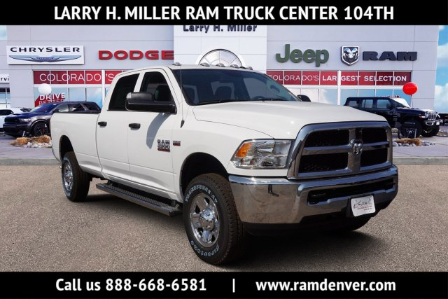 2018 Ram 2500 Crew Cab 4x4,  Pickup #JG315116 - photo 1