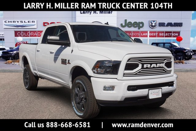 2018 Ram 2500 Crew Cab 4x4,  Pickup #JG333040 - photo 1
