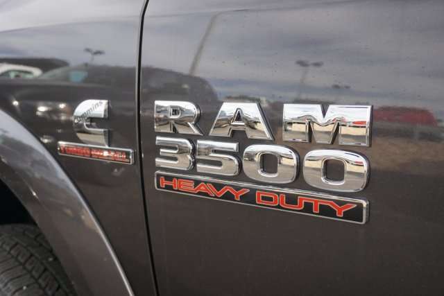2018 Ram 3500 Crew Cab DRW 4x4,  Pickup #JG343102 - photo 11