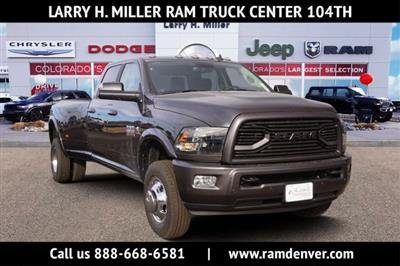 2018 Ram 3500 Crew Cab DRW 4x4,  Pickup #JG343102 - photo 1