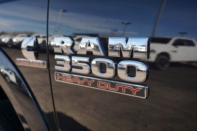 2018 Ram 3500 Crew Cab DRW 4x4,  Pickup #JG352697 - photo 10