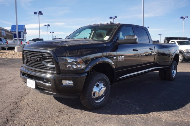 2018 Ram 3500 Crew Cab DRW 4x4,  Pickup #JG352697 - photo 6