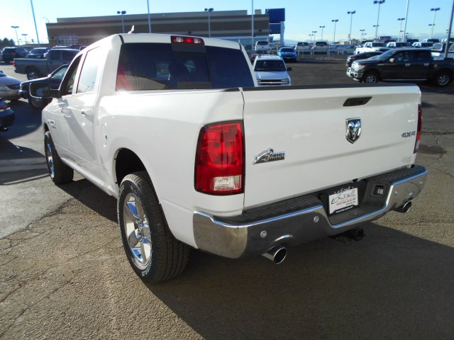 2018 Ram 1500 Crew Cab 4x4, Pickup #JS111099 - photo 2