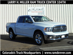 2018 Ram 1500 Crew Cab 4x4, Pickup #JS111099 - photo 1