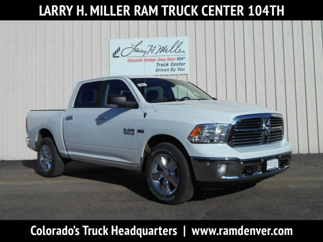 2018 Ram 1500 Crew Cab 4x4, Pickup #JS111100 - photo 1